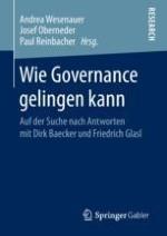 Führung im System der Governance