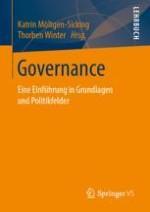 Governance: Begriff, Varianten, Steuerungsformen, Akteure und Rollen