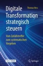 Herausforderung digitale Transformation