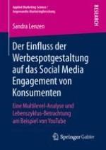 Der Einfluss der Werbespotgestaltung auf das Social Media Engagement von Konsumenten