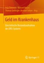 Das deutsche DRG-System: Vorgeschichte und Entwicklung seit seiner Einführung