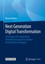 Digitale Transformation im künstlich intelligenten Zeitalter