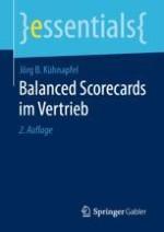Balanced Scorecard als Führungsinstrument im Vertrieb