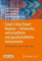 Öffentliche Blockchains als eine Privacy-Enhancing Technology (PET) zur Open Data Übertragung in Smart Cities