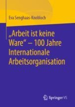 Die IAO – eine ungewöhnliche Internationale Organisation