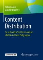 Content Marketing und Content Distribution