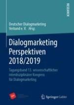 Dialog Excellence: Erfolgswirkungen und -determinanten des Dialogmarketing