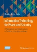 Information Technology for Peace and Security – Introduction and Overview
