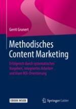 Die Idee der Methode Content Marketing Excellence und Einführung in das Buch
