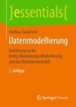 Einführung in die Datenmodellierung