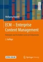 ECM – Bestandsaufnahme