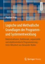 Einführung in die Grundlagen der Softwareentwicklung