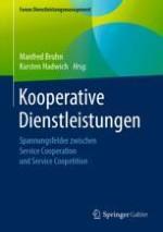 Service Coopetition – Dienstleistungen im Spannungsfeld von Wettbewerb und Kooperation