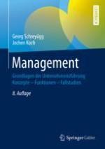Manager und Management
