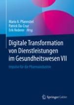 Das digitale patientenzentrierte Pharmaunternehmen