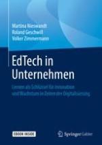 EdTech– die Zukunft der Bildung in Unternehmen