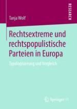 """Rechte Parteien in einem """"Europa"""" des (Un-)Friedens und der (Un-)Sicherheit?"""