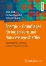 Physikalische Grundlagen der Energieumwandlung