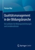 Einführung in das Qualitätsmanagement