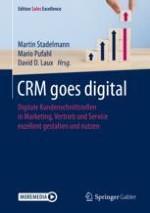 Das CRM-Kompetenzmodell – Basis einer konsequent kundenorientierten Unternehmensgestaltung