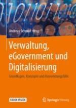 Verwaltungsinformatik und eGovernment im Zeichen der Digitalisierung – Zeit für ein neues Paradigma