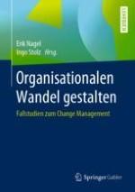 """Fallstudien zu """"Verhalten im Change Management"""" bearbeiten"""