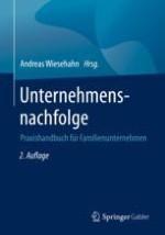 Entwicklung und volkswirtschaftliche Bedeutung der Unternehmensnachfolgen in Deutschland