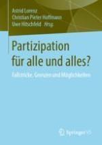 Dynamik und Herausforderungen der Ausweitung von Angeboten politischer Partizipation in Deutschland. Einleitung