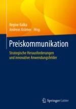 Einordnung, Aufgaben und Rahmenbedingungen der Preiskommunikation