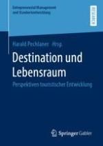 Destination und Lebensraum: Perspektiven touristischer Entwicklung