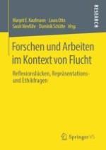 Forschung und Praxis zwischen Handlungsdruck und Orientierungsunsicherheit im Kontext von Flucht_Migration