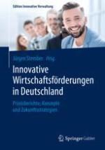 """Innovationen in der Wirtschaftsförderung – Das Buch zum Award """"Innovative Wirtschaftsförderung"""""""