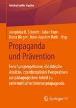 Radikalisierungsprävention mit Fokus auf Online-Propaganda als internationale und interdisziplinäre Herausforderung – Genese und Zielsetzung des EU-Forschungsprojektes CONTRA