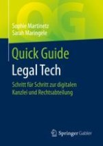 Was ist Legal Tech?