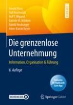 Information, Organisation und Management – Auf dem Weg zur grenzenlosen Unternehmung