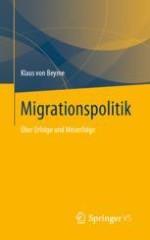 Einleitung: Migrationsforschung und Theoriebildung