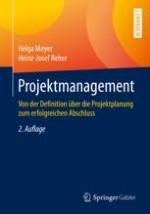 Projektmanagement verstehen