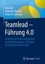 """Führen von Teams– mit und ohne """"4.0"""""""