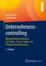 Unternehmenscontrolling: eine Gegenstandsbestimmung