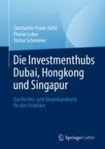 Ausländerinvestitionsrechtliche Rahmenbedingungen