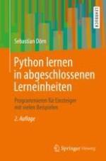 Wie beginne ich mit dem Python-Programmieren? Erste Schritte in Python