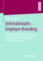 Employer-Branding in internationalen Unternehmen aus kulturologischer Sicht