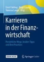 Finanzstandort Deutschland – Berufsperspektiven in der Finanzwirtschaft