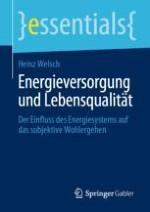 Einleitung: Lebensqualität als Maßstab der Energiepolitik