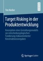 Zur Methodik der konstruktiven Produktfestlegung bei Produktion für den anonymen Absatzmarkt