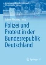 Mehr als Knüppel und Knöllchen: Polizeigeschichte als Gesellschaftsgeschichte