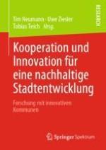 """Neue Wege zu zukunftsfähigen Kommunen – Die BMBF-Fördermaßnahme """"Kommunen innovativ"""""""