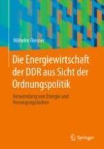 Energiepolitik während der Zeit als SBZ bis 1949