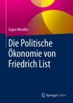 Teil I: Biographischer Abriss von Lists Leben und Wirken
