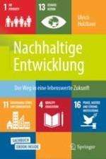 Nachhaltige Entwicklung – Sustainable Development